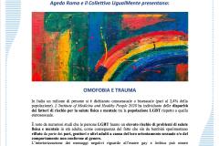 Omofobia e Trauma