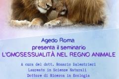 L'omosessualità nel regno animale